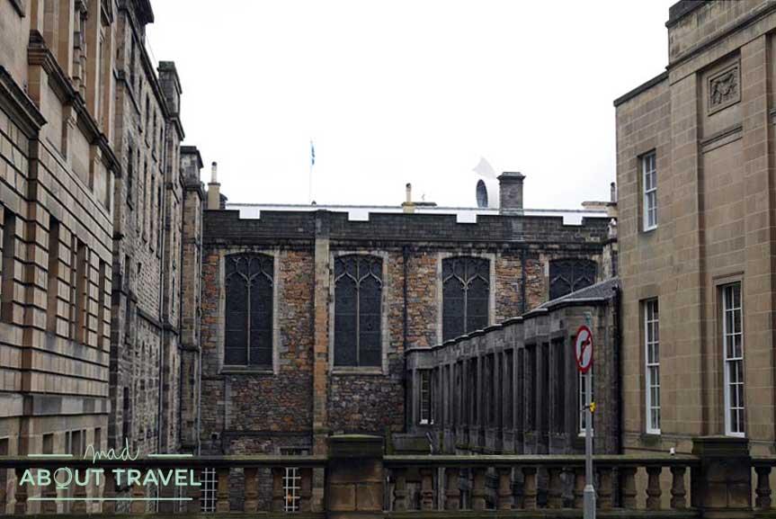 Tour Outlander Antiguo Parlamento en Edimburgo