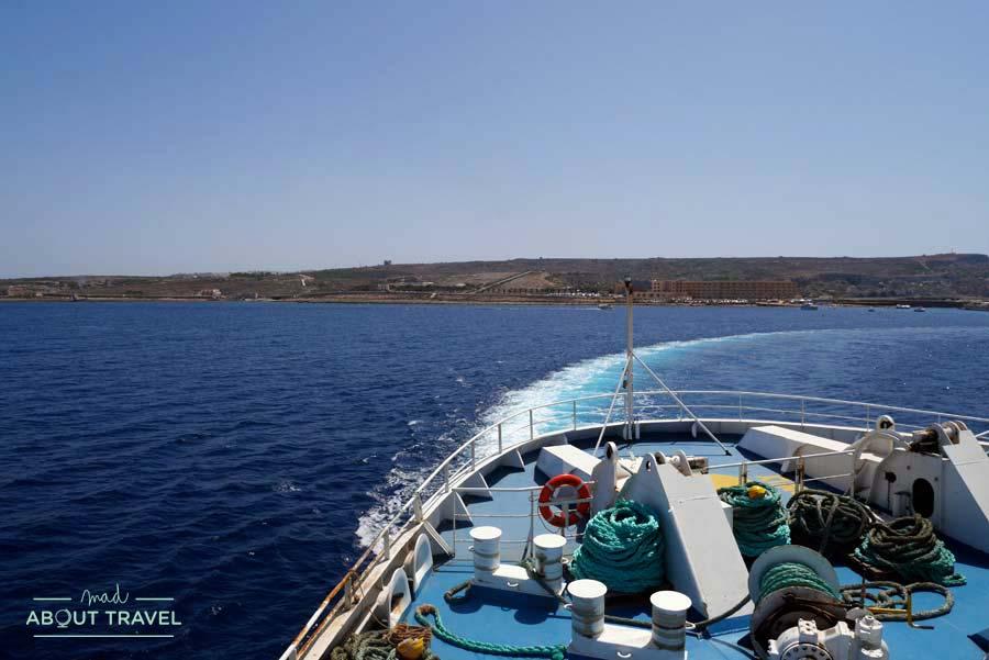 Ferry de Malta a Gozo