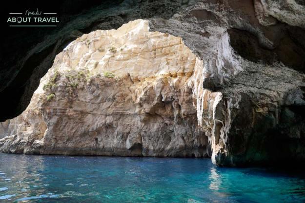 Blue Grotto de Malta