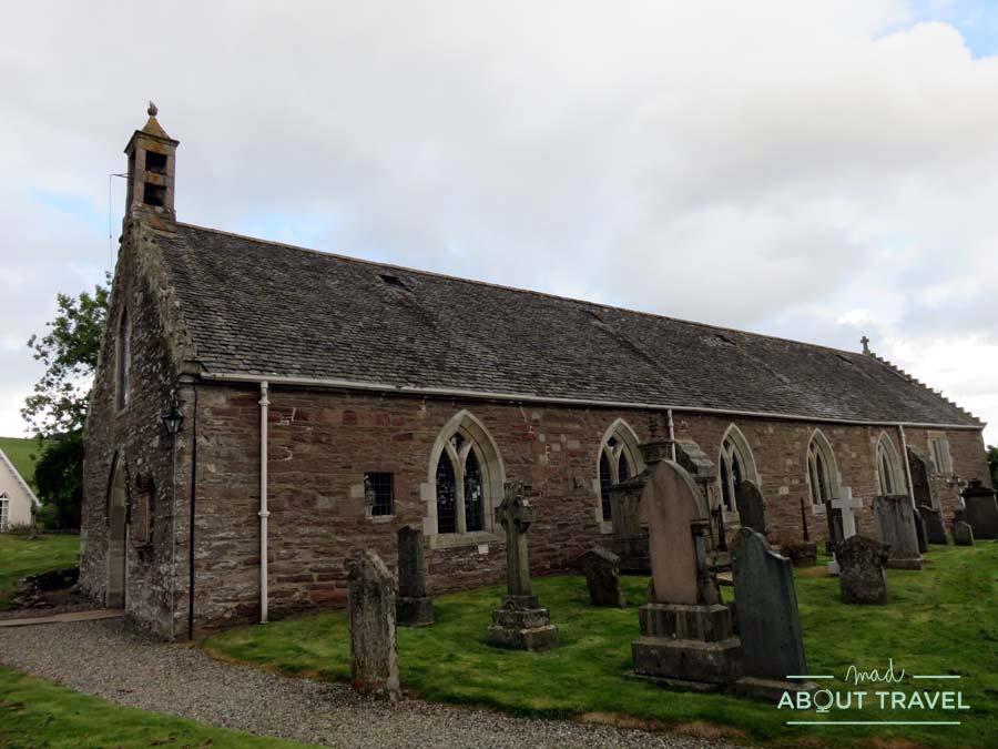 Iglesia de Fowlis Wester, cerca de Crieff