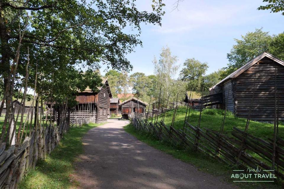 Museo del Pueblo Noruego en Oslo