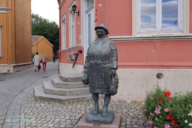 Centro de Trondheim