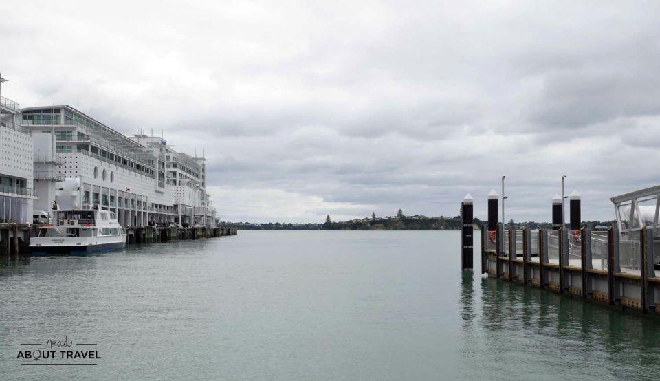 Wynyard Quarter en Auckland