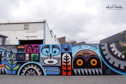 Wynyard Quarter Auckland