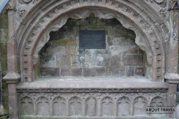 ruta en coche por escocia - catedral de aberdeen