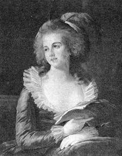 Yolande+Martine+Gabrielle+de+Polastron,+Duchess+de+Polignac.