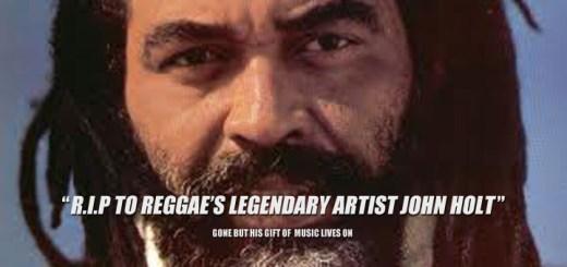 Veteran Reggae singer John Holt is dead