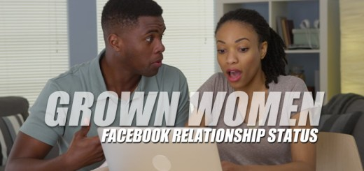 Grown Women And Facebook Relationship Status