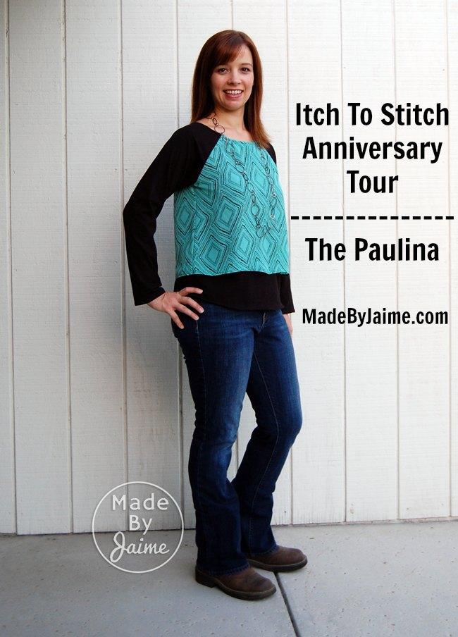 Itch To Stitch Anniversary | Paulina Hack