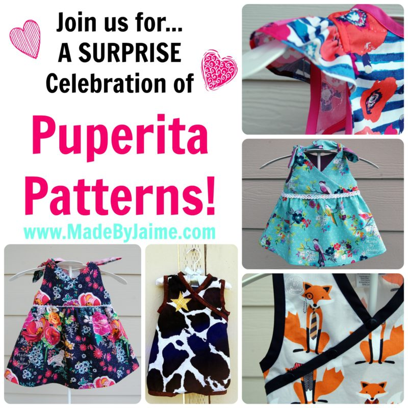 Puperita and a Spring Crafters Market