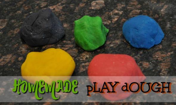 How To Make Home Made Play Dough