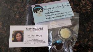 Rodan + Fields Mini Facial Wash
