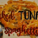 How to Make Baked Tuna Spaghetti