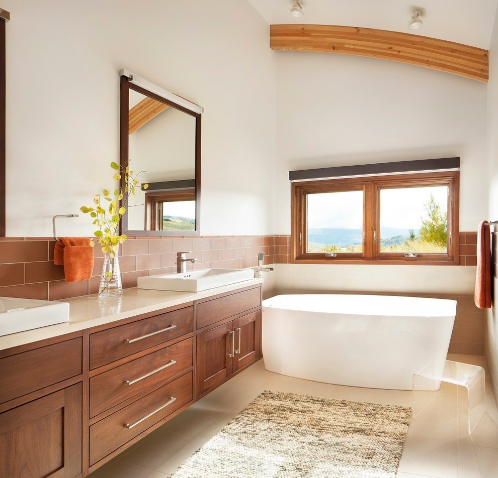 rustic bathroom designs 4