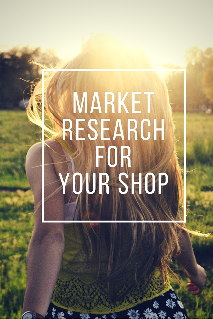 Marketresearchforyour store