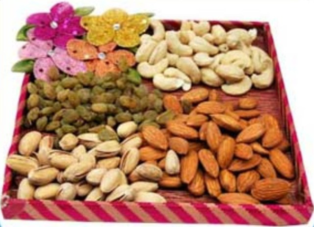 Healthy Dry Fruits for Health