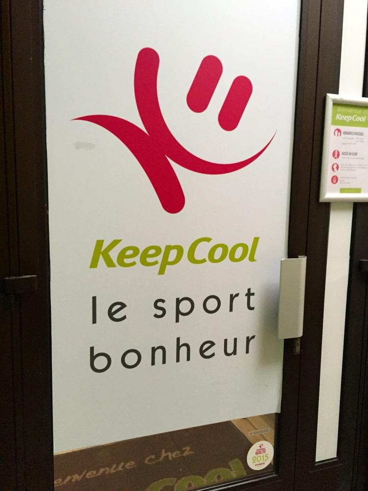 J'ai testé le sport bonheur chez Keep Cool