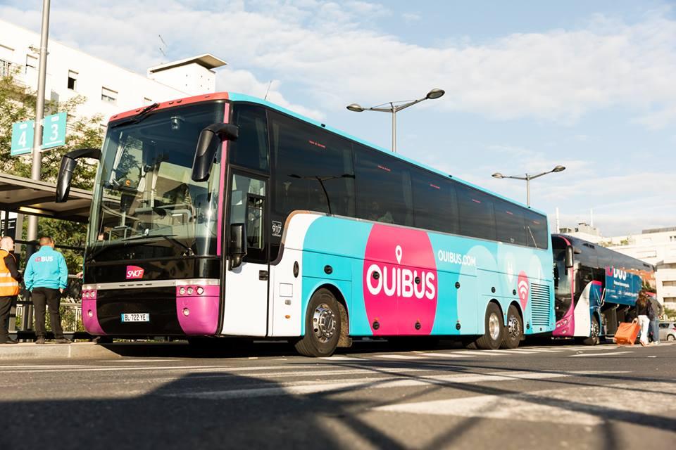 Barcelone #1 : bon plan pour y aller avec OUIBUS