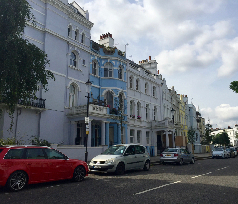 Londres en 3 jours – Notting Hill, Kensington, Camden & co