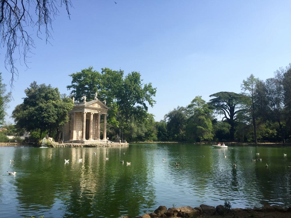 Rome en 3 jours – Piazza di Spagna, del Popolo, Villa Borghèse & co