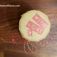 Cadeaux de noel maison : la confiture de cranberries+ étiquettes à télécharger