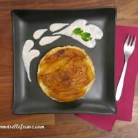 Menu de Saint-Valentin#3 : Tatin de mangue