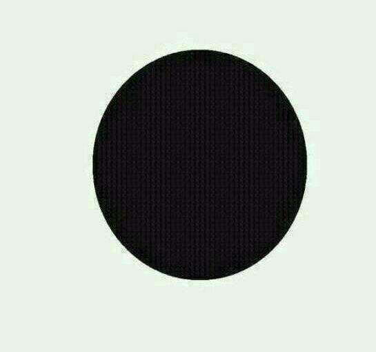 Black dot for facebook