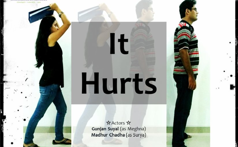 Poster for It Hurts