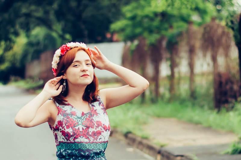 Look AT: Tramas e Flores