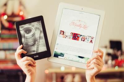 E-reader ou Tablet? | Madlyluv.com