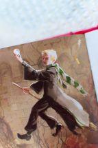 Draco com lembrol de Neville