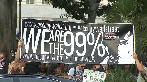 occupy filled with contradictions madmikesamerica