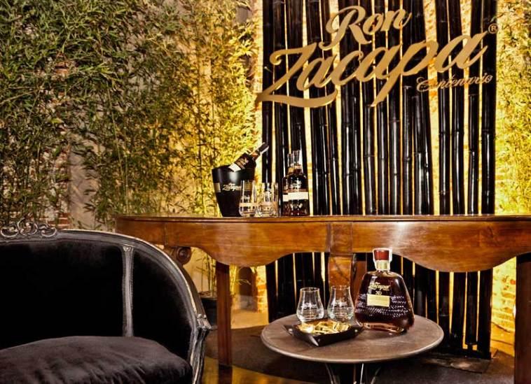 Ron Zacapa Centenario para Zacapa Room 2013