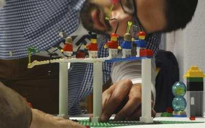 Construye tu idea de negocio con LEGO® Serious Play®