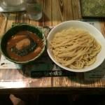 【江東区毛利】魚粉入れ放題、魚介系のストレート太麺、麺や 璃宮【つけ麺】