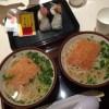 【羽田空港】アートデリキッチン (ART DELI KITCHEN)、うどんを食べてきた【沖縄旅行】