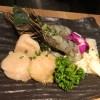 【浦安】黒毛和牛 焼肉 神羅、ハラミと海鮮磯焼き盛り合わせを食べてきた【炭火焼肉】