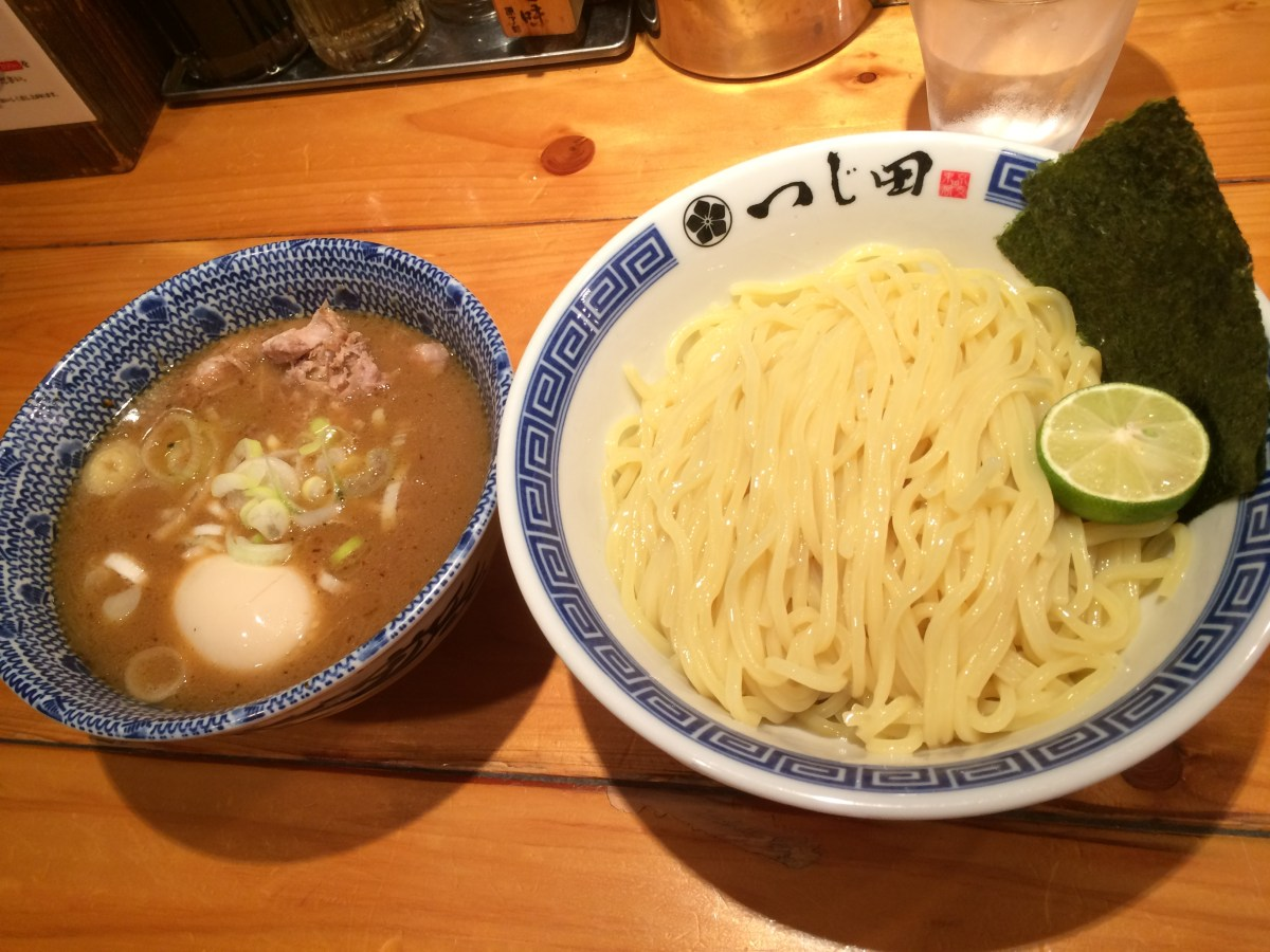 【飯田橋】めん徳 二代目 つじ田で、豚崩しつけ麺を食べてきた。私は完全なリピーター!!【濃厚でオススメ】