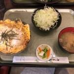 【南行徳】とんきメトロ店、ボリューム満点のカツ丼を食べてきた!!