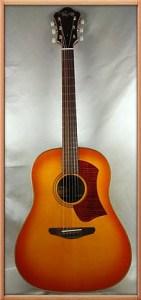 TRUTH TN-35 2013年9月、愛知県生まれ。 メインギター。どこにいってもいい音がするので、旅には欠かせない。