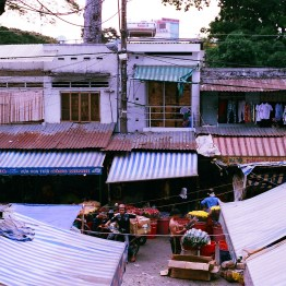 A Night Out Around Saigon Mai 61250025