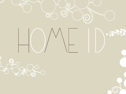 Site internet : Home ID