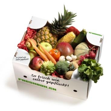 Gemüse-Früchtebox von Freshbox