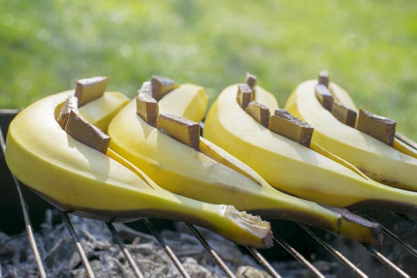 Schoggi Banane | Magazin Freshbox