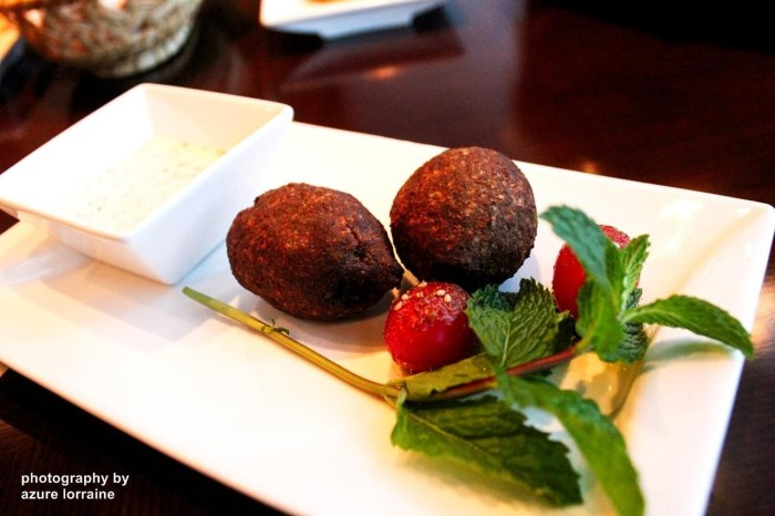 lobster kibbe