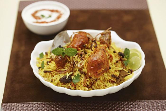 The Perfect Match - Biryani | foodpanda Magazine