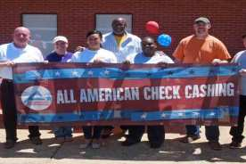 All American Check Cashing Employees