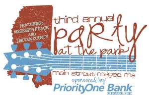 Party in the Park! @ Main Street, Magee