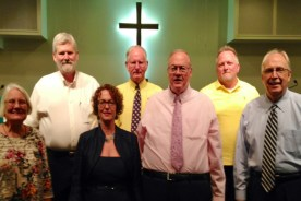 SMITH-SIMPSON CLUSTER HONORS PASTORS