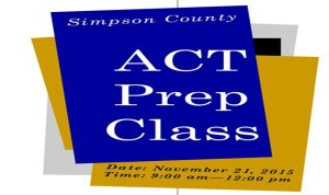 ACT Prep Workshop @ Co-Lin @ Copiah-Lincoln Community College Simpson County Center | Mendenhall | Mississippi | United States